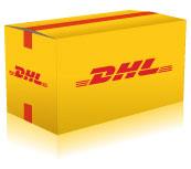 DHL-Paket Logo